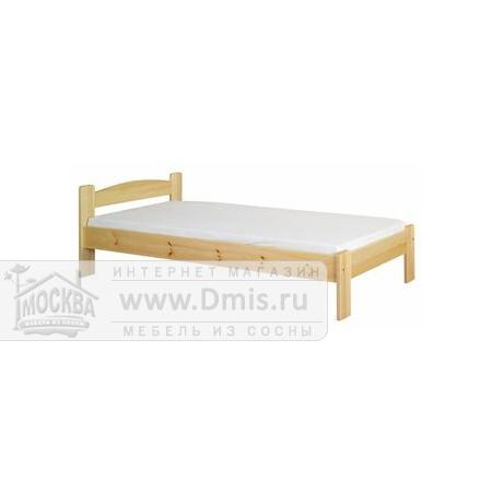 Кровать «Реечная» - 90х200 см (К-002 Р)