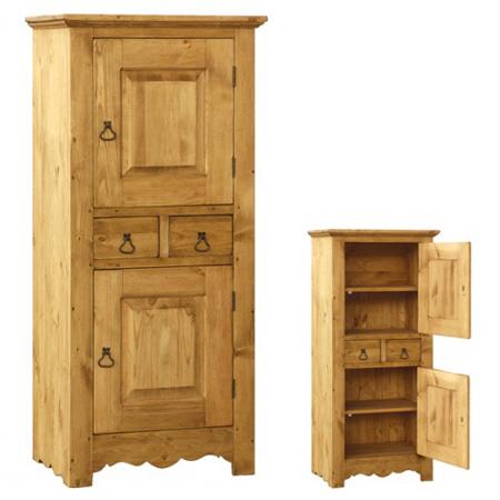 Шкаф для посуды ОМД PP с полными дверями