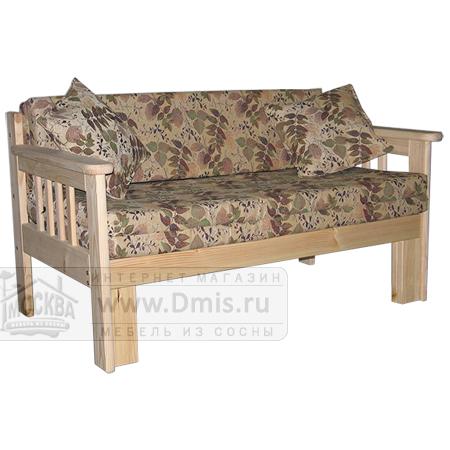 Диван-кровать «Канада» двухместный (1-я категория)