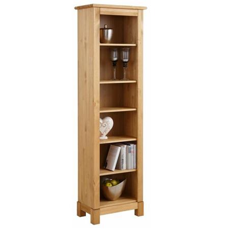 Шкаф для книг «Рауна-00» (бейц, масло)