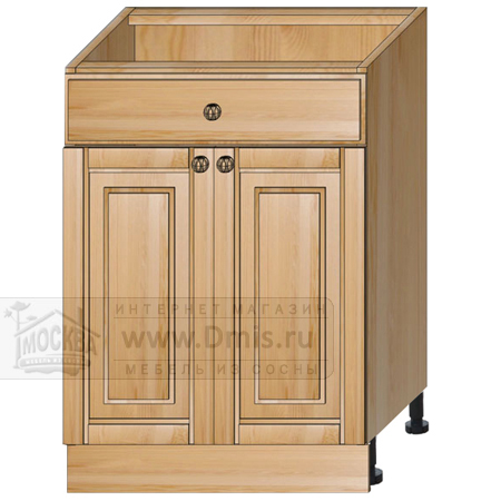 «Гретта» - Стол 60 см с 1 ящиком (Арт. 361)