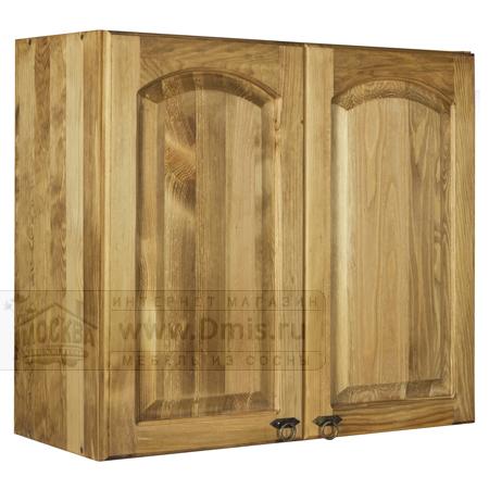 «Викинг GL» - Шкаф настенный 80 см (с сушилкой) №33